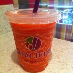 Photo taken at Jugo Juice by SulA K. on 9/3/2013