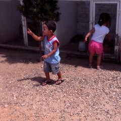 Photo taken at Fazendinha Tia Linda by Robson M. on 1/7/2014