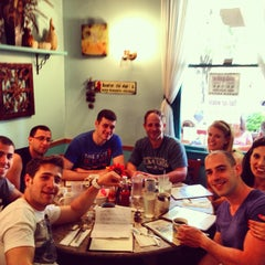 Photo taken at Pat's Colonial Kitchen by Brandon R. on 6/2/2013