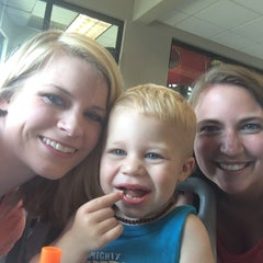 Photo taken at Chick-fil-A by Tiffany G. on 6/18/2014