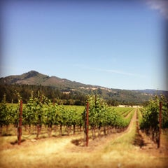 Photo taken at St. Francis Winery & Vineyards by Erica P. on 6/21/2013