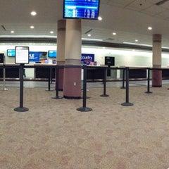 Photo taken at Capital Region International Airport (LAN) by Drew M. on 7/26/2013