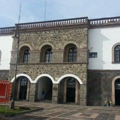 Photo taken at Presidencia Municipal De Tianguistenco by Em M. on 6/28/2013
