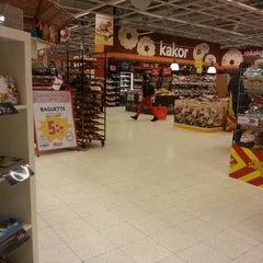 Photo taken at ICA MAXI Supermarket by Ola on 5/3/2013