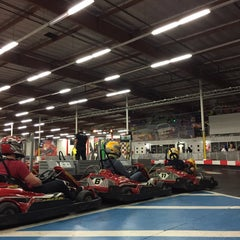 Photo taken at K1 Speed by Bo-Jwees♏️ on 1/25/2015