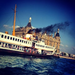 Photo taken at Kadıköy by Utku T. on 9/4/2013