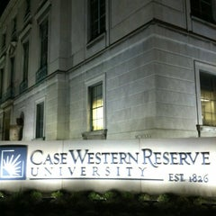 Photo taken at Case Western Reserve University by Andy B. on 2/11/2013