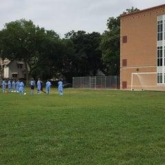 Photo taken at Nichols Middle School by Joel E. on 8/30/2015