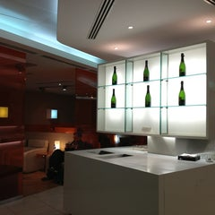 "Photo taken at Alitalia Lounge ""Giotto"" by Christos V. on 1/14/2013"