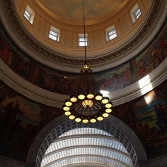 Photo taken at Utah State Capitol Building by Eileen C. on 9/22/2013