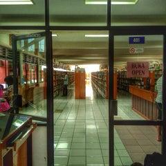 Photo taken at Perpustakaan Notohamidjojo by i'M R. on 5/12/2014