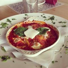 Photo taken at Cucina Vanina by Vanina M. on 10/7/2013