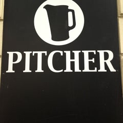 Photo taken at Pitcher by Michael G. on 6/26/2013