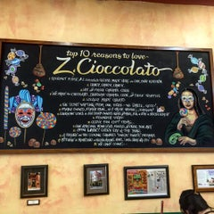 Photo taken at Z. Cioccolato by Blue H. on 8/14/2015