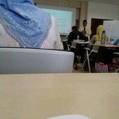Photo taken at Institut Perakaunan Negara by Nurrul A. on 3/5/2014