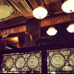 Photo taken at The Breslin Bar & Dining Room by Rich K. on 10/11/2012