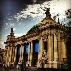 Photo taken at Grand Palais by Muharrem B. on 7/16/2013
