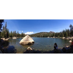 Photo taken at Caples Lake by Thomas D. on 7/19/2013