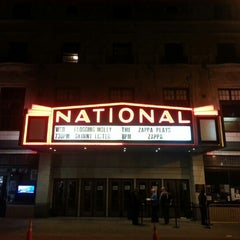 Photo taken at The National by Matheus G. on 2/6/2013