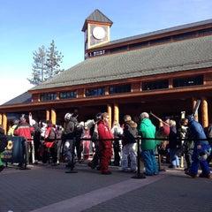 Photo taken at Heavenly Gondola by Tiara W. on 12/9/2012