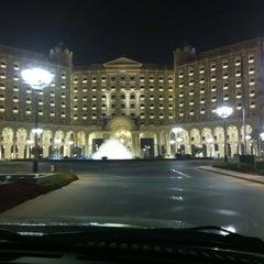 Photo taken at The Ritz-Carlton, Riyadh by Nawaaf A. on 7/18/2013