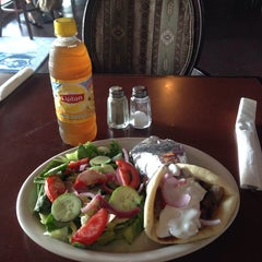 Photo taken at Athens Gyros by FREDDY T. on 7/4/2014
