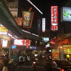 Photo taken at 東海別墅夜市 by May.J J. on 10/31/2014