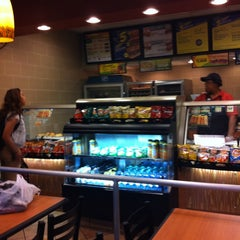 Photo taken at Subway by 7looma on 10/15/2013