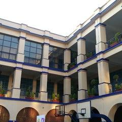 Photo taken at Colegio Salesiano Santa Julia by Josam V. on 8/19/2013