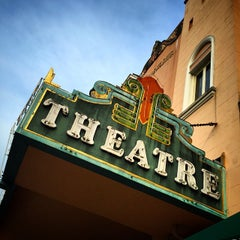 Photo taken at Sebastiani Theater by Ohad B. on 11/16/2014