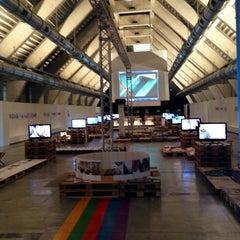 Photo taken at VEGA - Parco Scientifico Tecnologico di Venezia by Gianluigi C. on 11/7/2013