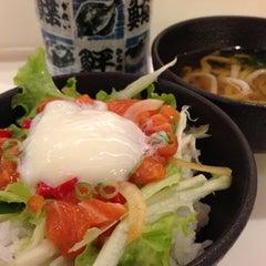 Photo taken at Ichiban Sushi by Oddpinkcloud on 4/19/2013