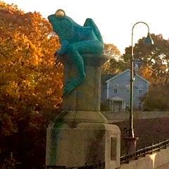 Photo taken at The Frog Bridge by Ann Z. on 10/29/2015