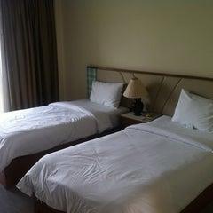 Photo taken at โรงแรมสุรินทร์ มาเจสติก (Surin Majestic Hotel) by Amy W. on 4/4/2013
