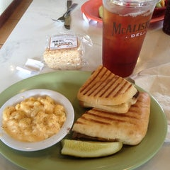 Photo taken at McAlister's Deli by Willie W. on 10/9/2013