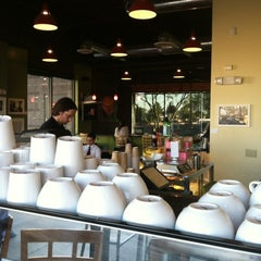Photo taken at Echo Coffee by Jaime B. on 11/1/2012