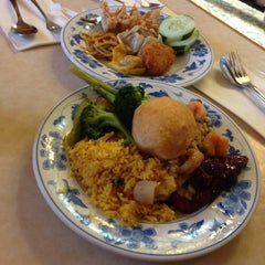 Photo taken at China King Buffet by Matt B. on 11/7/2012