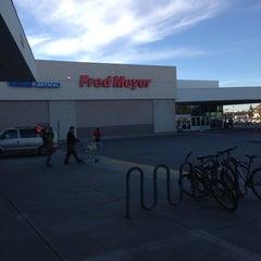Photo taken at Fred Meyer by Matt B. on 10/18/2012