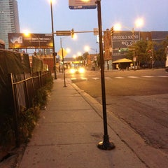 Photo taken at CTA Bus Stop 738 by Shuoqing Y. on 7/18/2013