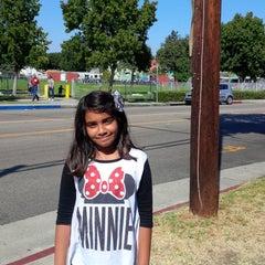 Photo taken at El Rincon Elementary School by Ingrid P. on 9/13/2013