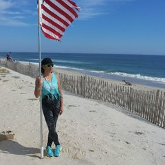 Photo taken at Ortley Beach, NJ by Tülay C. on 9/28/2014