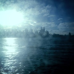 Photo taken at NY Waterway Ferry Terminal Midtown by Steve A. on 12/28/2012