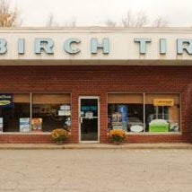Photo taken at Birch Tire & Auto Service by Rich on 7/2/2013