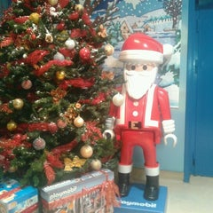 Photo taken at Playmobil FunPark by Joan K. on 1/3/2013