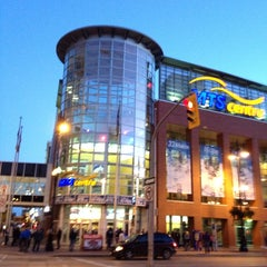 Photo taken at MTS Centre by Jim l. on 10/14/2013