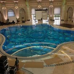 Photo taken at The Ritz-Carlton, Riyadh by Hitch Y. on 7/22/2013