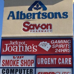 Photo taken at Albertsons by Myron S. on 6/30/2014