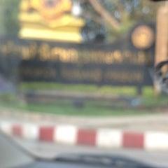 Photo taken at เรือนจำกลางคลองเปรม (Klongprem Central Prison) by Pinna l. on 3/24/2015