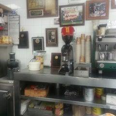 Photo taken at La Pola Cuban Restaurant by Magdalene S. on 9/7/2013