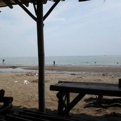 Photo taken at Pantai Randusanga Indah by Adhista F. on 11/24/2013